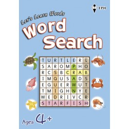 Let's Learn Words - Word Search English