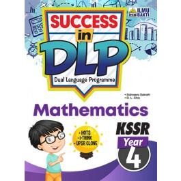 Tahun 4 Success in DLP Mathematics