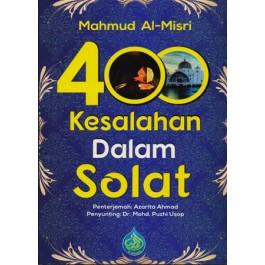 400 KESALAHAN DLM SOLAT