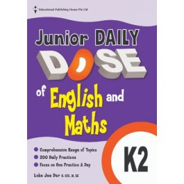 K2 Junior Daily Dose of Eng&Maths