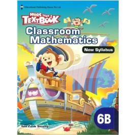 P6B More Than A Textbook - Classroom Mathematics