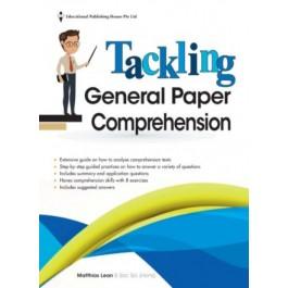 A Level Tackling General Paper Comprehension