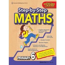 P6 Step-By-Step Maths-4Ed
