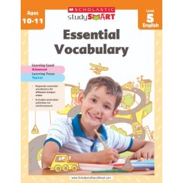 P5 Study Smart Essential Vocabulary
