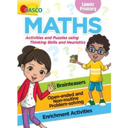 Lower Primary Maths-Activities&Puzzles