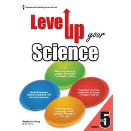 P5 Level Up Your Science