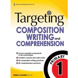 Primary 1 Targeting Composition Writing and Comprehension