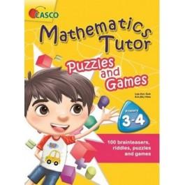 Primary 3-4 Mathematics Tutor Puzzles and Games
