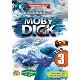 TINGKATAN 3 UNL S POEMS & NOVEL MOBYDICK