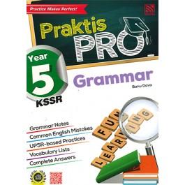 Tahun 5 Praktis Pro Grammar