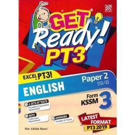 TINGKATAN 3 GET READY!PT3 ENG (PAPER 2)