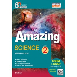 Tingkatan 2 Amazing Science
