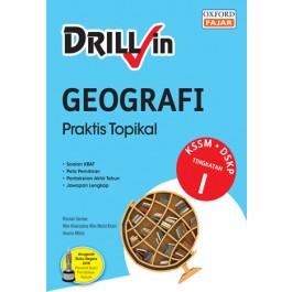Tingkatan 1 Drill in Geografi