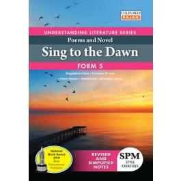Tingkatan 5 ULS Poems & Novel - Sing to the dawn