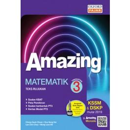 Tingkatan 3 Amazing  Matematik