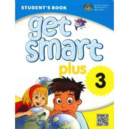 P3 TEXT BOOK SJK&SK GET SMART PLUS 3