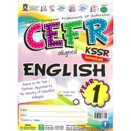 P1 CEFR KSSR SK ENGLISH '18