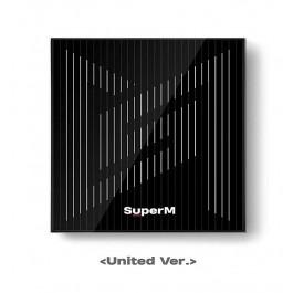 SUPER M 1ST MINI: SUPER M (UNITED VER)