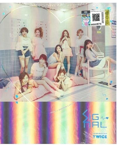 Twice - Signal (4th Mini Album) PINK