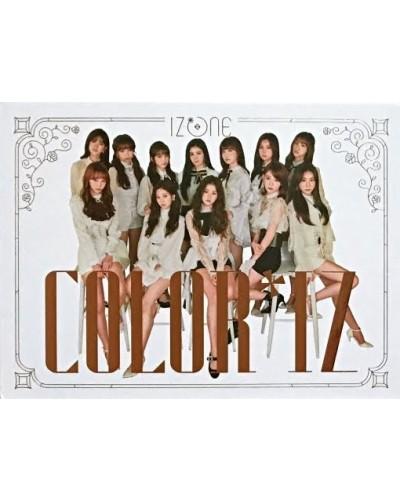 IZ*ONE 1st mini album: Color*IZ (Rose/colour ver) ROSE - CD-Rama