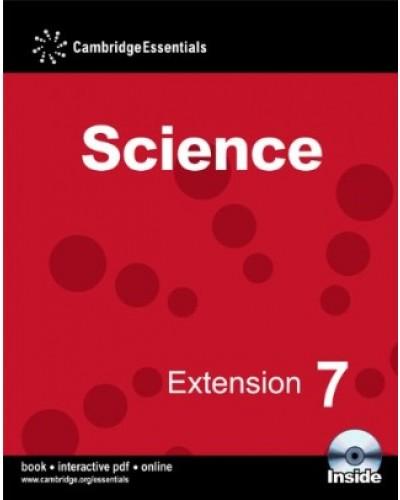 Extension 7 Pupil Book?Cambridge Essentials Science