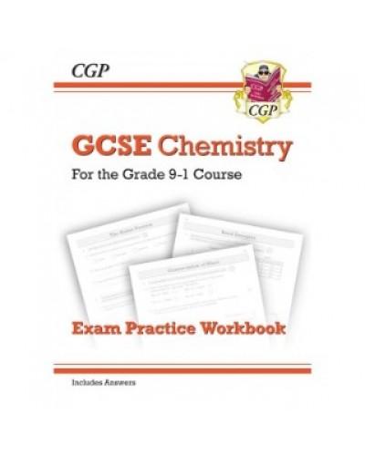 GCSE Grade 9-1 Exam Practice Workbook?: Chemistry