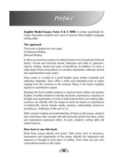 tingkatan   model essays english previous next