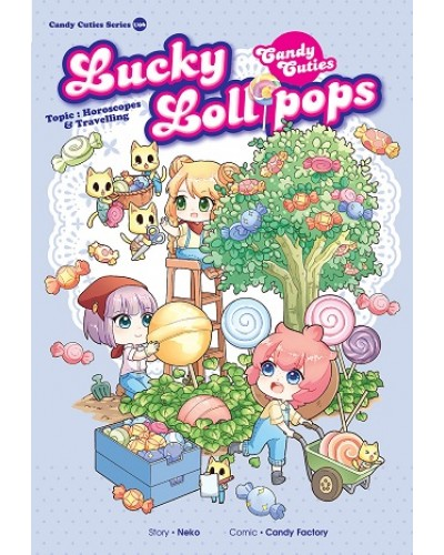 Candy Cuties 06 Lucky Lollipops Topic Horoscopes Travelling