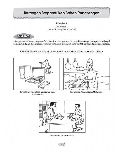 Spm Modul Instruksi Karangan Mulus Mmi Bahasa Melayu Kertas 1 Revision Books