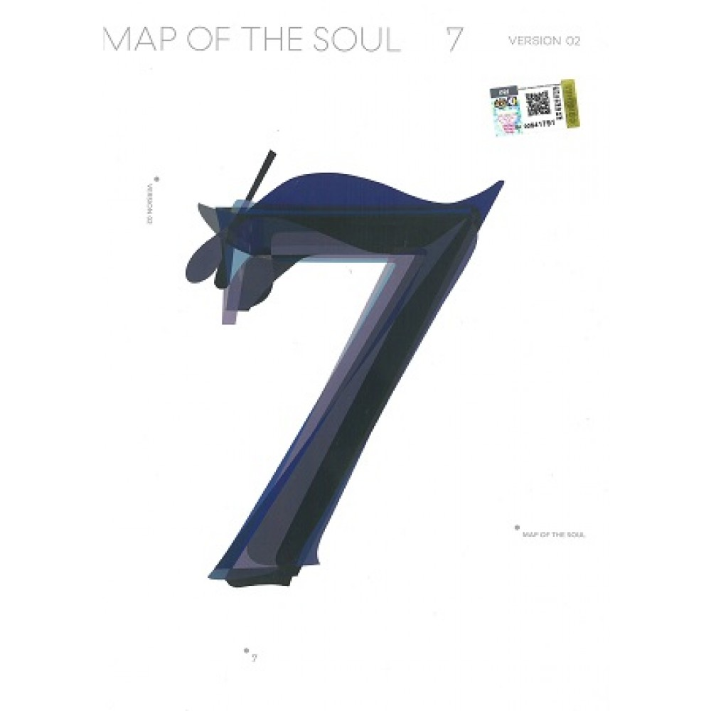 BTS - MAP OF THE SOUL 7 (VERSION 2)