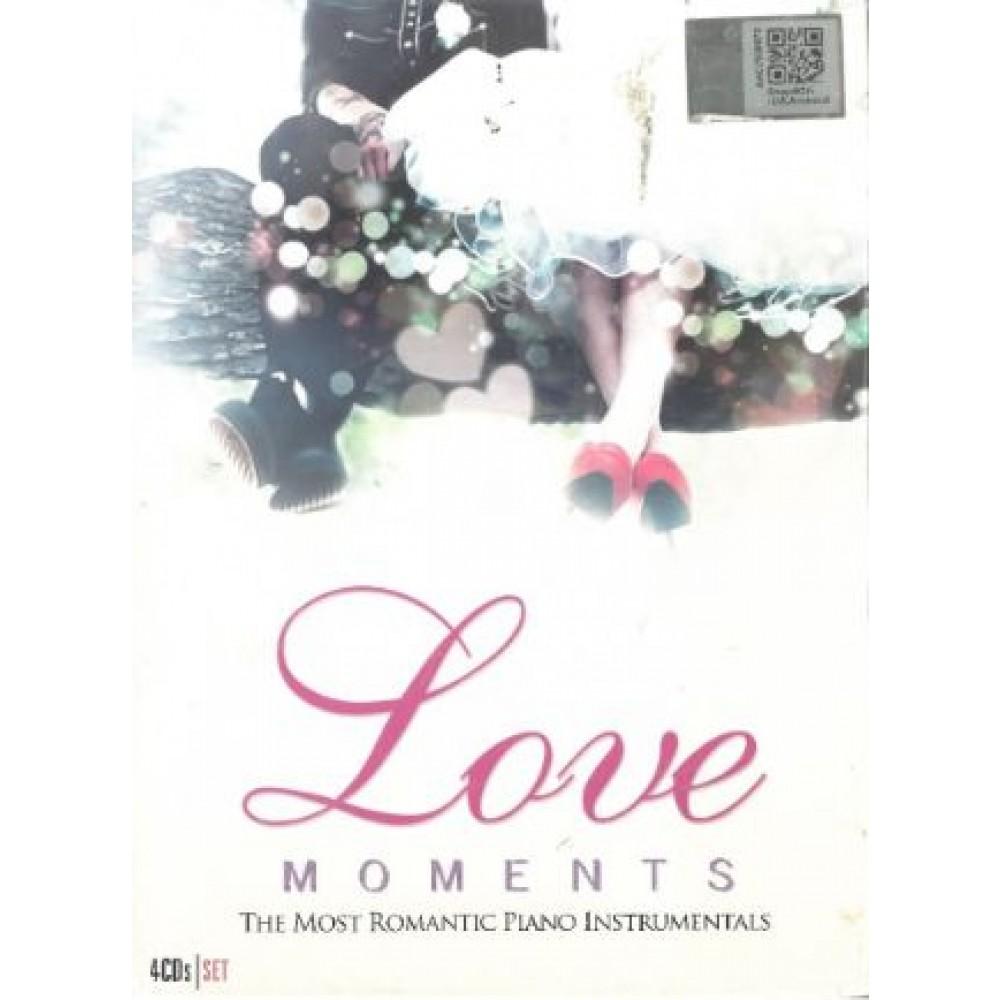 LOVE MOMENTS (4CD)