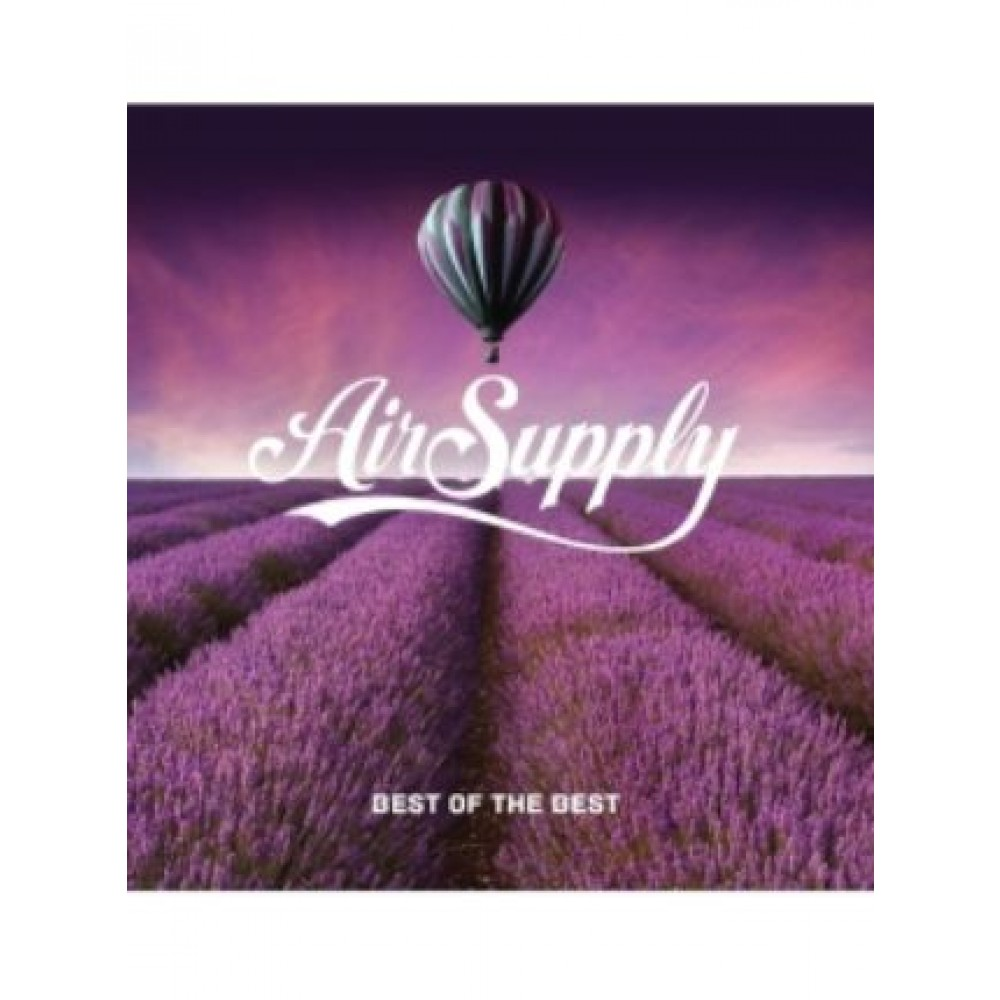 BEST OF THE BEST: AIR SUPPLY (2CD)