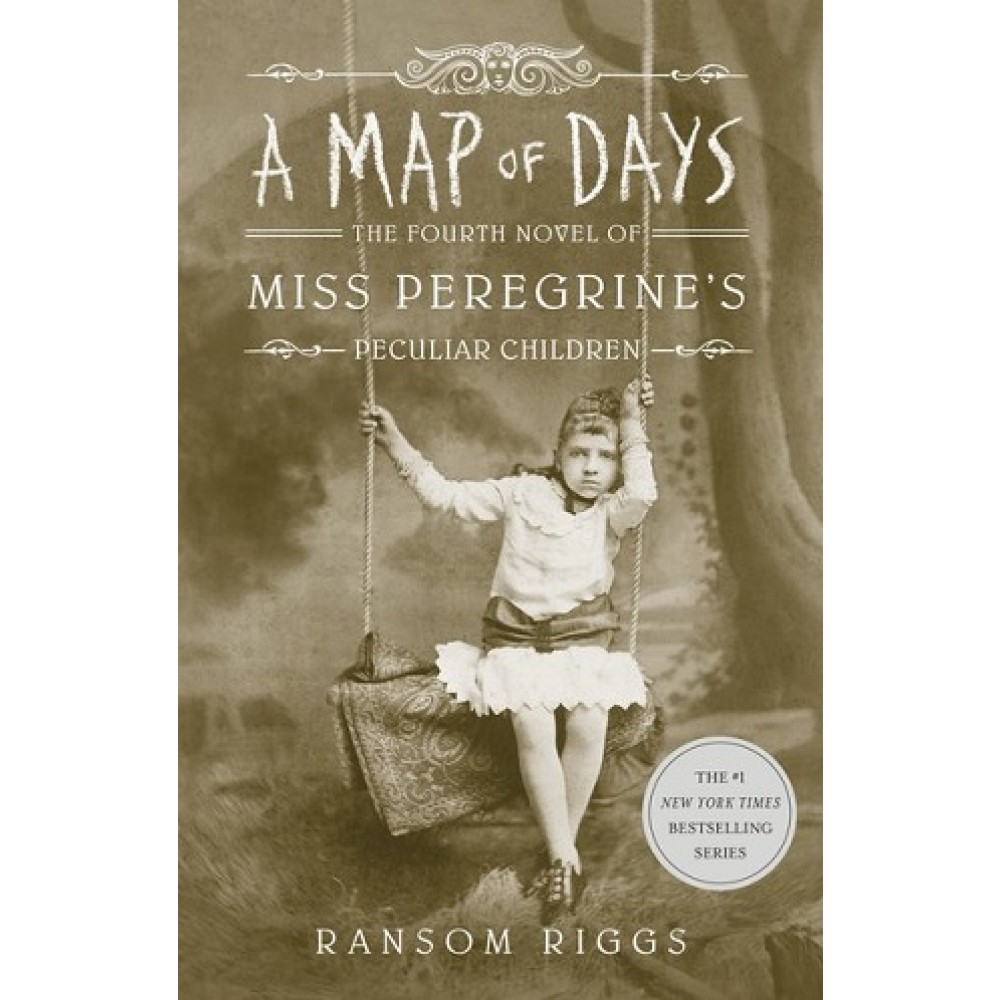 MISS PEREGRINES PECULIAR #04 MAP OF DAYS