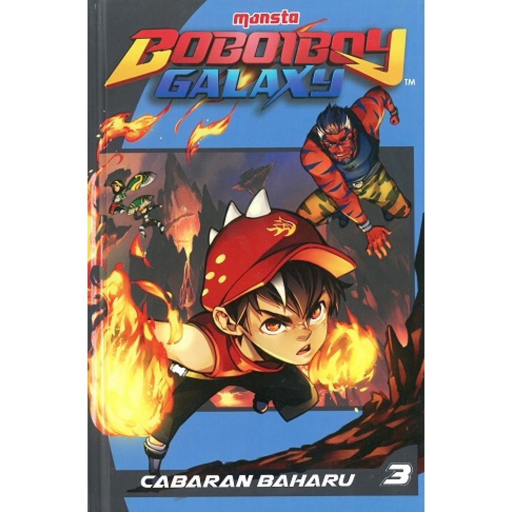 BOBOIBOY GALAXY 3: CABARAN BAHARU
