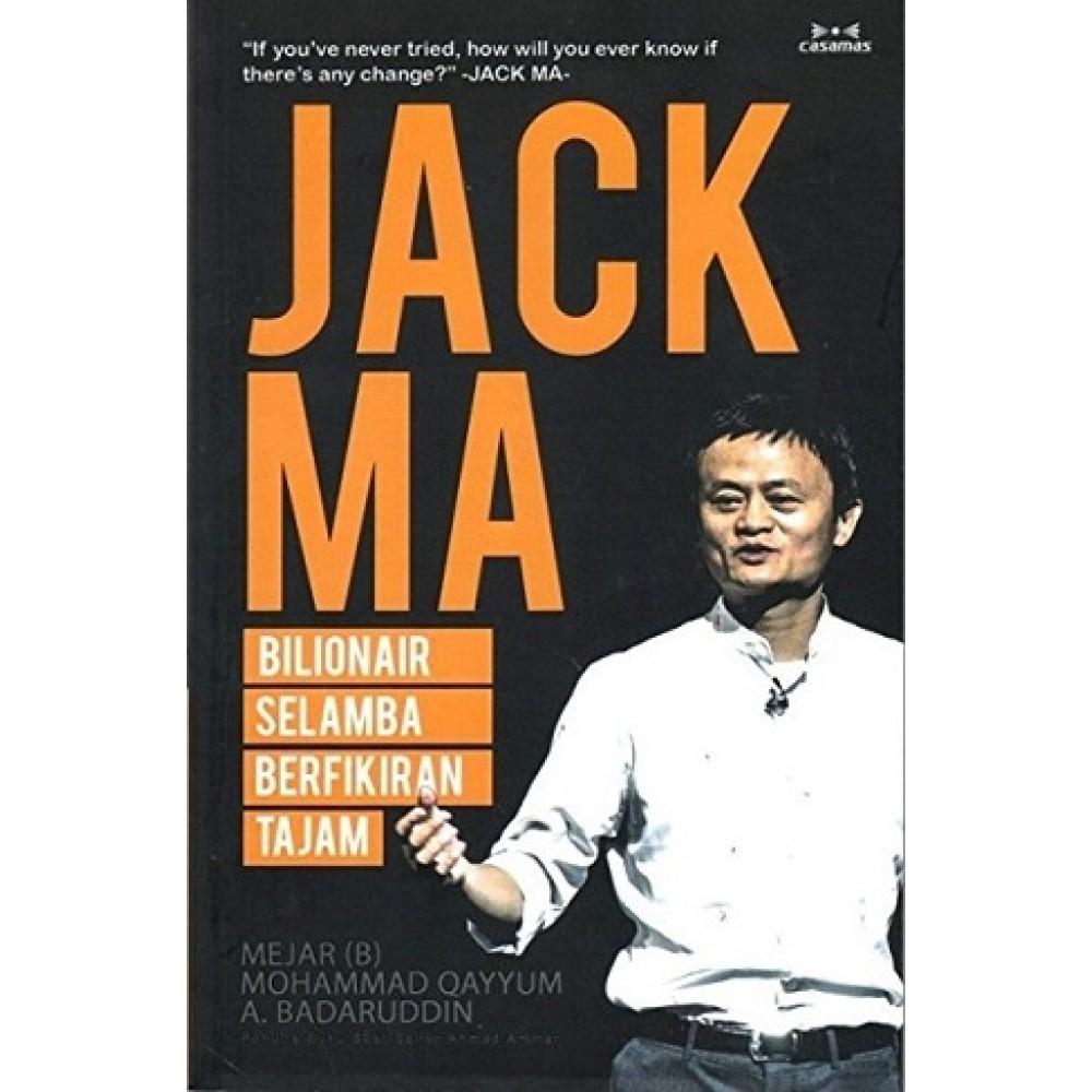 JACK MA BILIONAIR SELAMBA