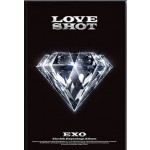 EXO 5TH REPACKAGE: LOVE SHOT (SHOT VER)