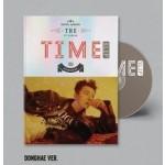 SUPER JUNIOR – 9TH ALBUM: TIME SLIP (DONGHAE VER.)