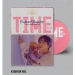 SUPER JUNIOR – 9TH ALBUM: TIME SLIP (KYUHYUN VER.)