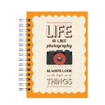 UNI A5 Size Ring Notebook S8139