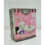布咕商店街:小兔蛋糕店(材料盒)