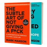 THE SUBTLE ART OF NOT GIVING A F*CK & EVERYTHING IS F*CKED (BUNDLE PACK)