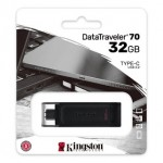 KINGSTON DT70 USB-C FLASH DRIVE 32GB