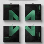 Monsta X - The Connect: Dejavu (6th Mini Album) (Random version)