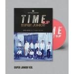 SUPER JUNIOR – 9TH ALBUM: TIME SLIP (GROUP VER.)