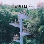 LOONA - 1st Mini Album: [+ +] (B Version)