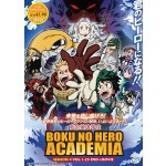 BOKU NO HERO ACADEMIA 我的英雄学院 SEASON 4 VOL.1-25 END+MOVIE (3DVD)