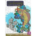 ENCHANTING COLORING BOOK 1