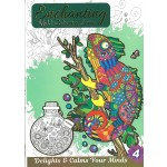 ENCHANTING COLORING BOOK 4
