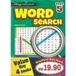 MAGNIFICIENT WORD SEARCH - BUNDLE 2