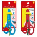 FABER-CASTELL SPRING KIDS SCISSORS (RANDOM COLOUR)